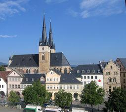 Johanneskirche Südseite